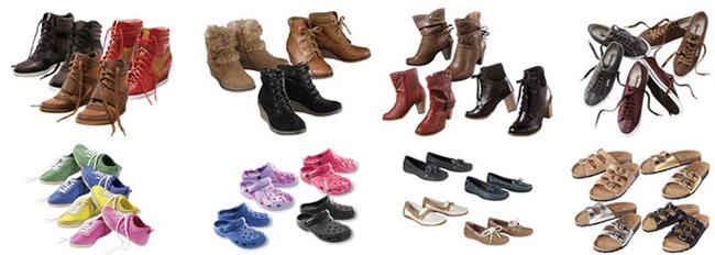 Esmara Schuhe.