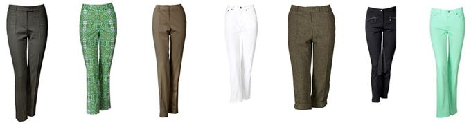 Hosen von Brigitte von Schönfels